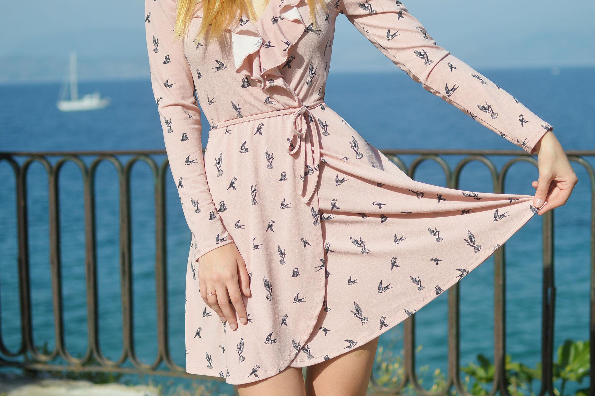jurken trends voorjaar 2021