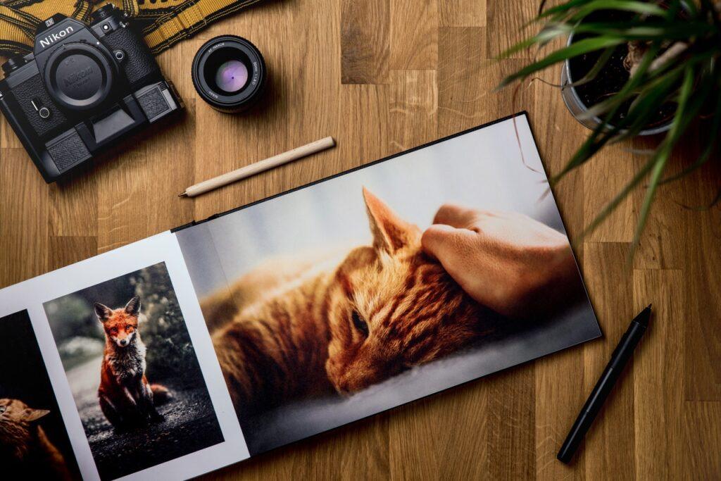 Fotoboek laten maken en waardevolle herinneringen terughalen